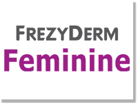 freezyderm logo site