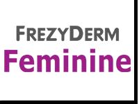 freezyderm logo site